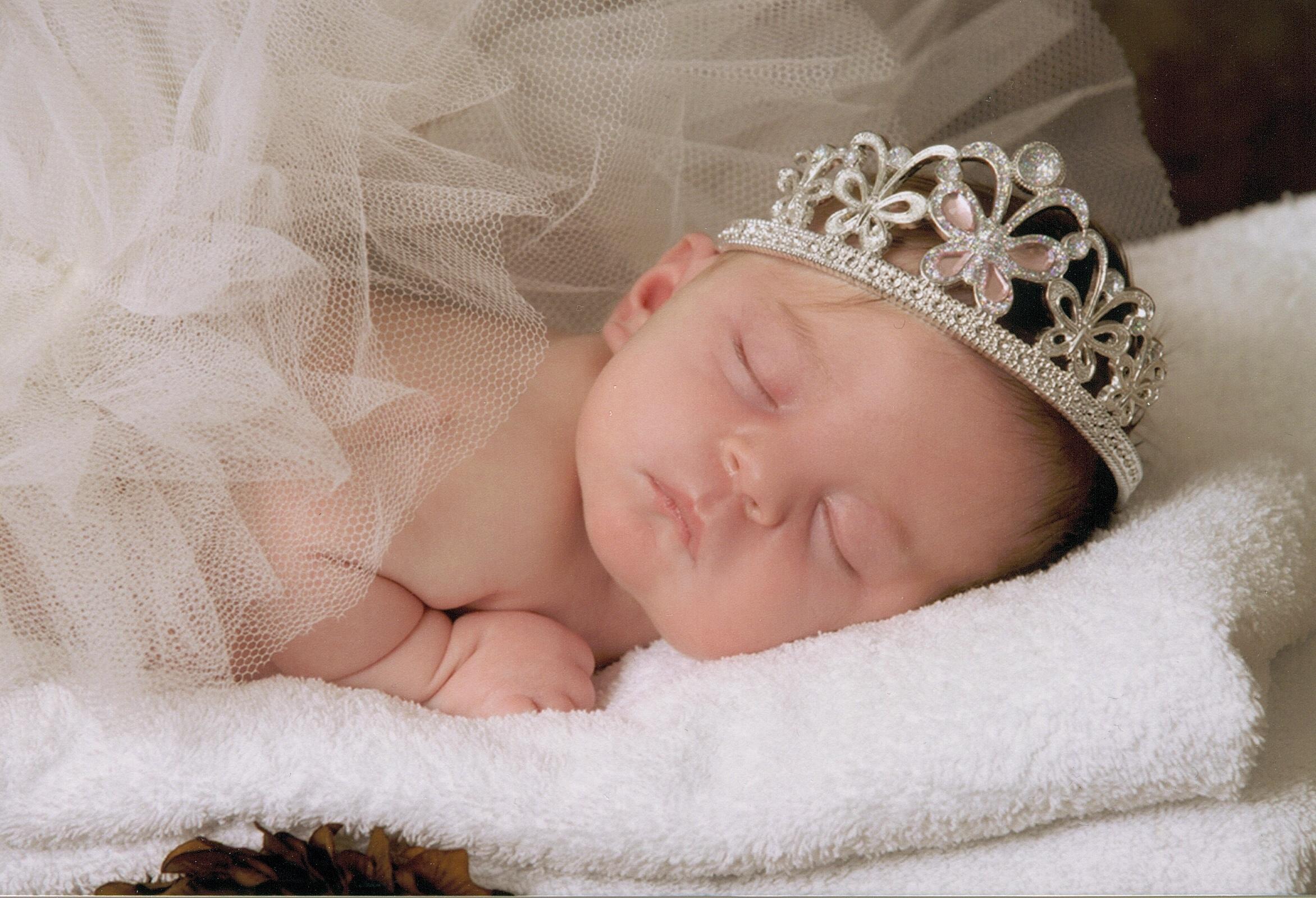 Our Princess - 4 weeks old