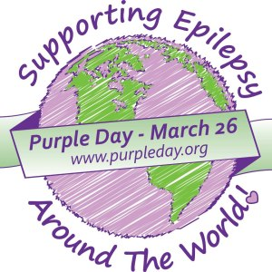Purple Day 2013